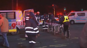 RAW: Over 300 injured in South African commuter train collision