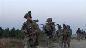 U.S. military ready to pull out nearly half of troops in Afghanistan as part of cease fire with Taliban