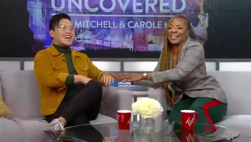 Click to play video: 'Jully Black pays tribute to Joni Mitchell and Carole King'