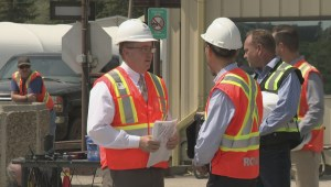 2018 construction season officially underway in Calgary