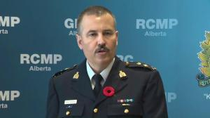 Strathcona County RCMP give update on Sherwood Park explosions