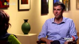 Beto O'Rourke defends 'experience' in television interview after announcing presidential bid