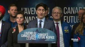 Trudeau won't say if SNC-Lavalin was going to leave Quebec