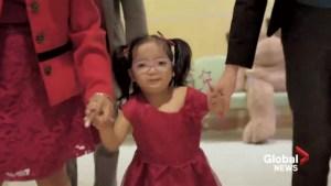 Miracle Weekend: Carlee's story