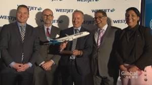 WestJet announces 3 new international routes on Dreamliner planes