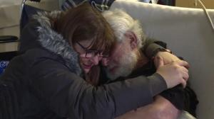 Family reunited through DNA testing