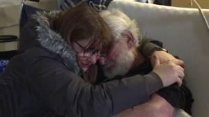 Family reunited through DNA testing