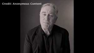 De Niro doesn't mince words on how he feels about Trump in released video