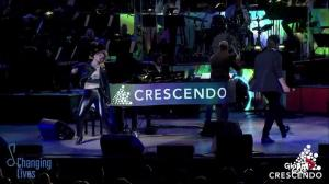 Crescendo concert features classic hits and mental illness talks