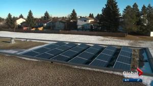 More Alberta schools going solar