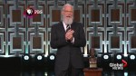 David Letterman receives Mark Twain Prize for American Humor