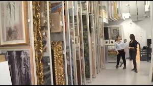 A look inside the vault at Art Gallery of Peterborough (03:01)