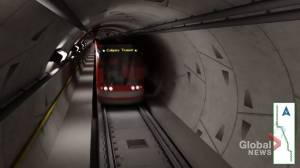 City of Calgary raising questions over Green Line tunnel