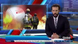 Home near Edmonton severely damaged in fire