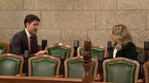 Trudeau discusses Alberta oil crisis and Western alienation