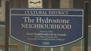 A transforming neighborhood brings mixed reviews
