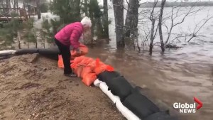 N.B. resident hopes year-long preparations will hold back flood waters
