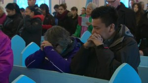 Leaders, residents come together for hope and healing in La Loche