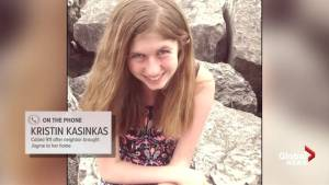 'This is Jayme Closs! Call 911!' Wisconsin teen found alive after missing for three months