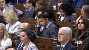 Raiit, Virani engage in legal debate in the House of Commons