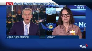 World Suicide Prevention Day prompts conversation about death, mental health and stigmas