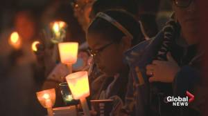 Hundreds gather for Sisters in Spirit vigil in Lethbridge