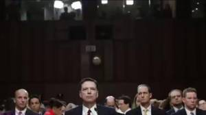 Stunning testimony from former FBI director James Comey