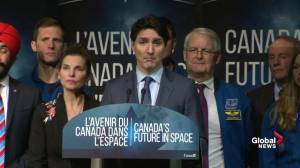 Trudeau won't say who to believe in SNC-Lavalin case
