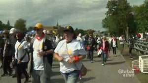 Annual walk aims to increase bladder cancer awareness