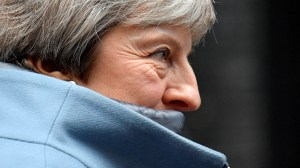 Britain's Theresa May makes Brexit offer in last-ditch bid to win over lawmakers