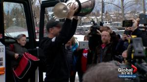 Calgary Stampeders ready to celebrate Grey Cup championship