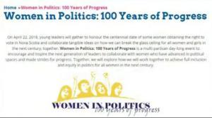 Conference celebrates women in politics