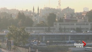 Deployment of weapons inspectors delayed after gunfire at site of Douma attack