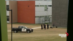 Airsoft gun causes lockdown at Calgary high school