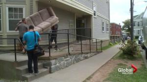Halifax campuses filling up as students return to university