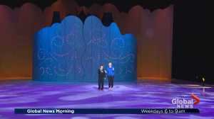 Making magic for Disney On Ice