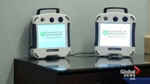 Saskatchewan uses cutting edge robotics to improve health care in remote regions