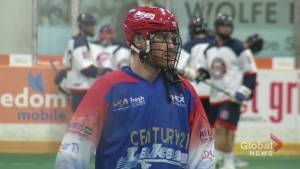Zach Currier enjoying record lacrosse season and success keeps coming