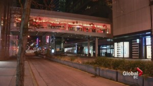 Police investigate suspicious incident at Pacific Centre