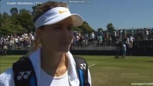 Eugenie Bouchard makes headlines with supposedly 'icy' interview