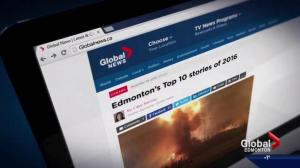 Top Edmonton stories & videos of 2016