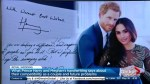 What Harry and Meghan's handwriting says about the royal couple