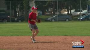 Alberta players have big role on Canadian women's baseball team