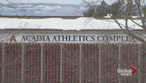 Another meningitis case reported at Acadia University