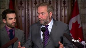 NDP calls on Trudeau to uphold freedoms of journalists, press