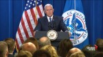 Pence urges political leaders to stop 'spurious attacks' on ICE