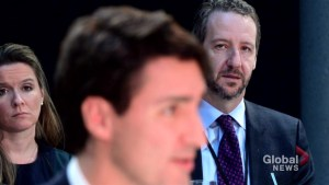 Justin Trudeau's top adviser Gerald Butts resigns amid SNC-Lavalin affair