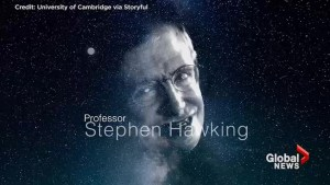 Cambridge pays tribute to Stephen Hawking with touching video
