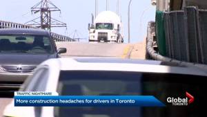 Traffic delays expected with York-Bay-Yonge ramp closure
