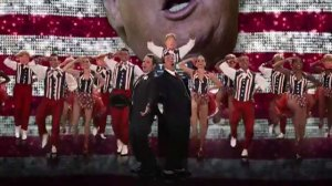 Donald Trump gets mocked in 'Producers' parody